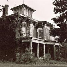 GATTON MANSION, Bath, IL. Janine Crandell