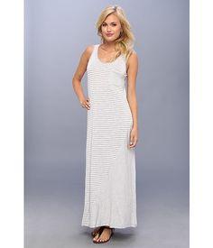Kensie seamed bodice maxi dress