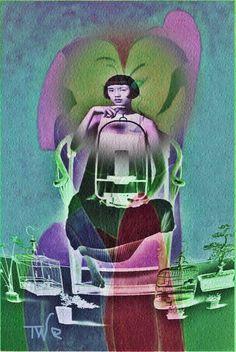 China Girl (3) - copyright Thea te Walvaart