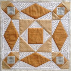 Coral, Mustard and Jade – part 1   ipatchandquilt
