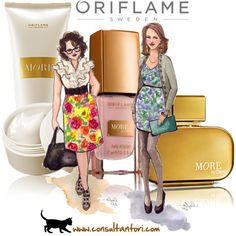 """""""More by Demi & Oriflame"""" by consultantori on Polyvore Shoe Bag, Polyvore, Stuff To Buy, Shopping, Collection, Design, Women, Fashion, Moda"""