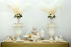 Elegance tablescape