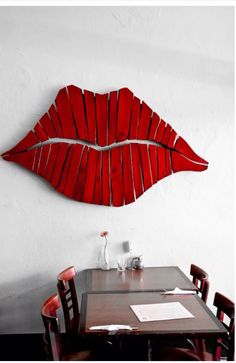 Quadro de beijo