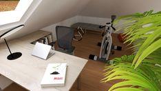 PODDASZE BOHO Interior Rendering, Interior Design, Boho, Furniture, Home Decor, Nest Design, Decoration Home, Home Interior Design, Room Decor