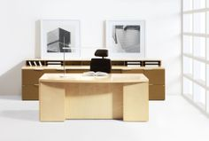 Office & Workspace:Group Work Desks Fashionable Up To Date Workspace Traditional Executive Wooden Office Desks Sophisticated and Practical G...