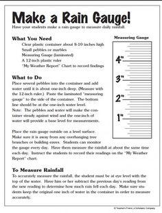 reading a barometer worksheets math pinterest worksheets reading and search. Black Bedroom Furniture Sets. Home Design Ideas