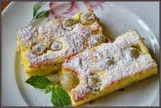 Túró, szőlős, zsírszegény süti French Toast, Breakfast, Sweet, Food, Morning Coffee, Candy, Essen, Meals, Yemek