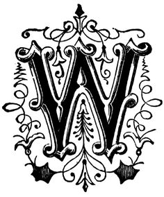 Letter W - walkofthoughts.blogspot.com on google images