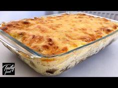 (85) Вкуснейшая Запеканка с Картофелем и Грибами под Сыром! Порадуйте родных этим вкусным блюдом! - YouTube