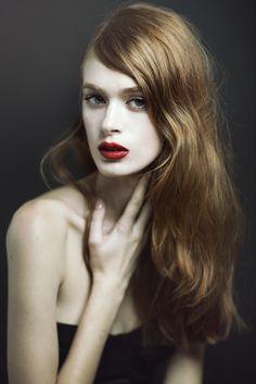 Katya Kuznetsova at New York Models by Emily Soto | Makeup and Hair by Aliana Lopez