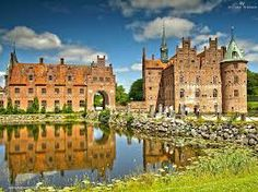 Egeskov Castle - Denmark - Picturesque