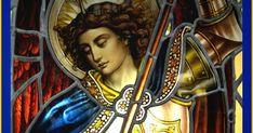 ¡Oh glorioso san Miguel!, excelso ministro de Altísimo, con devoción te alabo por la veneración y honor quete rinden las Jerarqu...