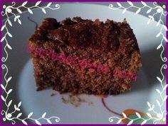 Es el bizcocho más esponjoso del mundo y con un sabor a chocolate super intenso.