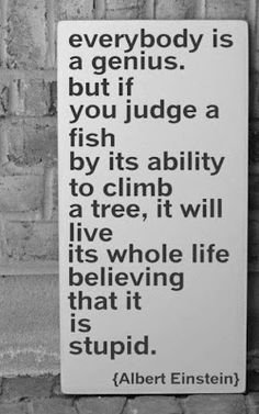 Completely true. People need to think about it before making snap judgements about others.