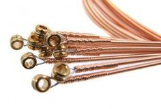 !!! SEE THIS PAGE FOR TUNING OPTIONS IN OPEN G -- Cigar Box Guitar Strings