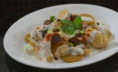 fabulous friday: Papri Chaat