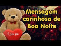 Mensagem de Boa Noite carinhosa - lindo vídeo para amigos queridos e família - YouTube