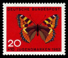 Stamp Out Butterflies