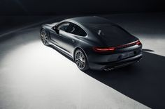 The second generation Porsche Panamera is here. The cash maker, the family car, the first generation four-door Porsche achieved more than sales and. Four Door Porsche, New Porsche, Porsche 2017, Audi, New Panamera, Porsche Panamera Turbo, Art And Illustration, Volkswagen, Good Looking Cars