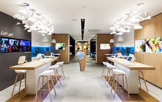 Thomas Cook: Lakeside »Our work - Wanda Creative - Specialist retail design enthusiasts