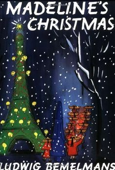 Madeline's Christmas -- The brave French girl Madeline is back in this Christmas story! Everyone has the flu -- even Miss Clavel -- and Madeline is the only one there to take care of all of them. When a mysterious caller arrives, it looks like a sad Christmas is going to turn into an adventurous one!