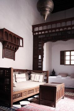 Originally built as a private residence in the ancient medina of Fez over 600 years ago, The Dar Seffarine needed to be restored and preserved.
