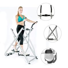 Special Offers - Gazelle GEDGEGECAT Extra-wide Folding Exercise Glider Fitness w Foam Handlebars - In stock & Free Shipping. You can save more money! Check It (May 29 2016 at 09:40PM) >> http://treadmillsusa.net/gazelle-gedgegecat-extra-wide-folding-exercise-glider-fitness-w-foam-handlebars/