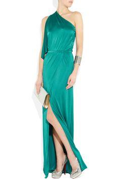Emerald. Lovely.