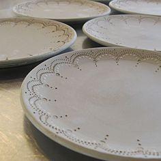 Resultado de imagen para guardas hechas en ceramica