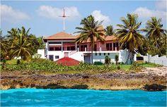 Exklusive Villa am Strand von Boca Chica