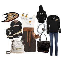 Outfit -- Anaheim Ducks