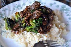 Beef and Broccoli in Michigan?! Recipe on Yummly. @yummly #recipe