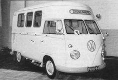 Zieken Auto Special Model Dutch Ambulance