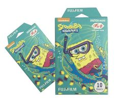 Find More Film Information about Fujifilm Instax Mini Film Diving Spongebob for…