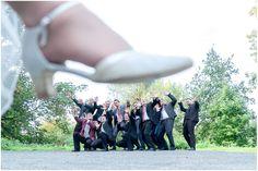 Brautpaar, Gäste, Spaßbilder, Brautpaar, Shooting, Burg Konradsheim, Richterfotografie, Hochzeitsfotograf aus Rostock