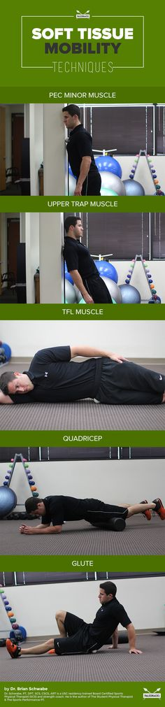 The Reason Stretching Isn't Making You Feel Better Soft Tissue Mobility Exercises