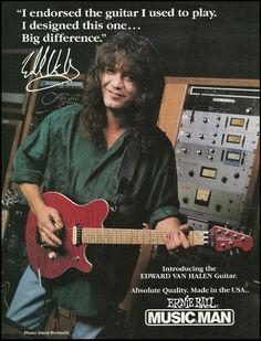 Van Halen: Music Man.