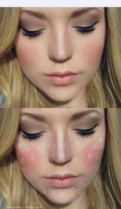 fabulous but evil: how to highlight and contour your face with the urban decay naked flushed palette!