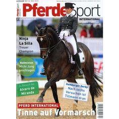 Neu im #Zeitschriften  -Handel : #PFERDESPORT INTERNATIONAL Heft 12/2013 - das #Magazin für den #Reitsport : überall, wo es gute Zeitschriften gibt.
