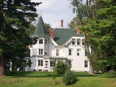 Beautiful Victorian mansion