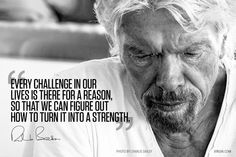 Richard Branson | There are no obstacles just opportunities to accel ~ K. Simmons