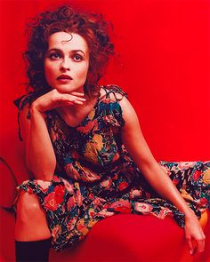 Helena Bonham Carter: being strange enough that your curiosities become beauty