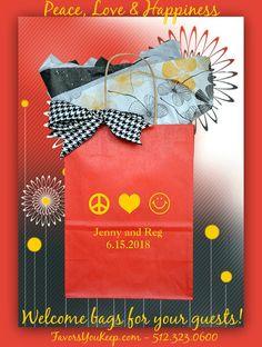 Welcome Bags Wedding Guests, Wedding Welcome Bag, Wedding Guest Gift Bag, Hotel Welcome Bag, Wedding Gifts for Guests, Wedding Planning, Wedding Favors