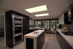 Mid-Century Modern Kitchen (Cultivate.com)