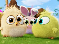 Adorable Alert! Watch the Hatchlings from The Angry Birds Movie Share Their Favorite Easter Memories http://www.people.com/article/hatchlings-angry-birds-movie-easter-video-clip