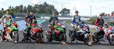 A pesar de no ganar ninguna carrera en Jerez, el británico de Kawasaki se alza con el título en la pista gaditana.