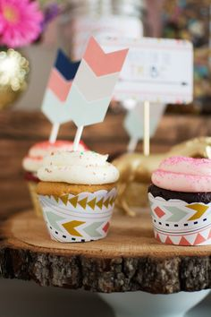 Tribal Princess Birthday Party via Kara's Party Ideas | KarasPartyIdeas.com (22)