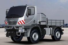 Mercedes-Benz #Unimog #mbhess #mbtrucks