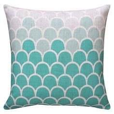 Xavier&Me Hot Springs Ombre Cushion