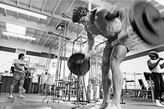 When it comes to chest and back training, Arnold's philosophy could be described as 'pair and pair alike.' It worked.